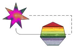 Упражнение 3.5. Построение соединительных линий.